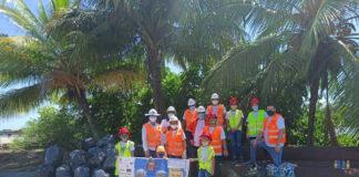 Schoonmaakacties in Suriname vanwege 'World Clean up day'