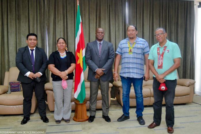 Vp zegt inheemse gemeenschap alle ondersteuning toe