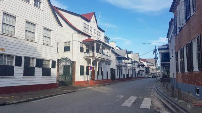 Binnenstad Paramaribo zal meer gaan leven met PBM Creative City