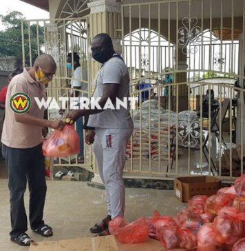 Distributie pakketten door Bordo onderbroken na drukte