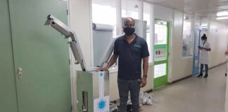 Academisch Ziekenhuis bestrijdt coronavirus met high-tech UV-C licht