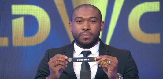 Concacaf: Suriname in groep C met Jamaica en Costa Rica
