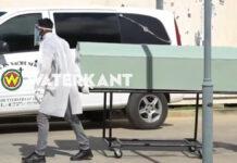 Braziliaan met coronavirus dood aangetroffen in hotelkamer