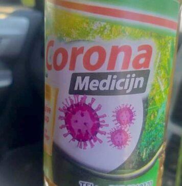 Volksgezondheid waarschuwt voor gebruik middeltjes tegen COVID-19