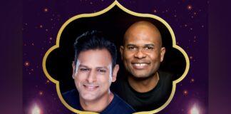 Narsingh en Roué Verveer komen met Diwali Theatershow