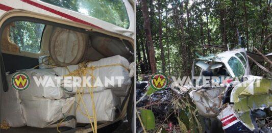 Cessna-vliegtuig met drugs onderweg naar Suriname onderschept in Guyana
