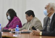 Commissie Valutawet en commissie Grondzaken geïnstalleerd