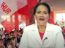 Ingrid Karta-Bink zegt lidmaatschap Pertjajah Luhur op