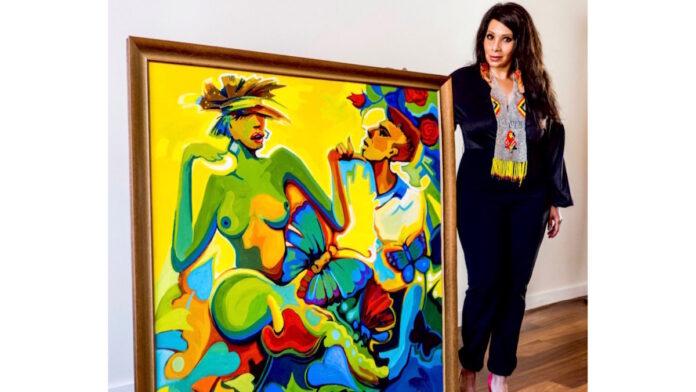 Kunst uit Suriname, Frans-Guyana en Guyana komen bij elkaar in Delft