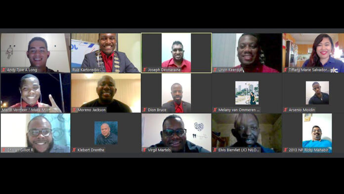 JCI Nilom kiest nieuw bestuur online via Zoom