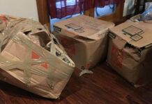 VIDEO: Ongeregeldheden bij pakketdiensten Nederland en Suriname