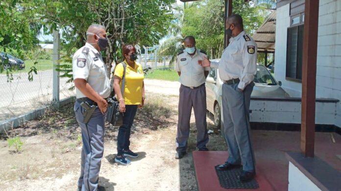 Oriëntatie bezoek van het CCT-KPS aan politie regio-west