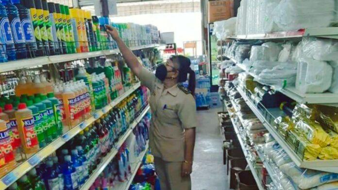prijs-controle-winkel-suriname