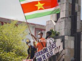 Twee oproepen tot protest vandaag in Suriname