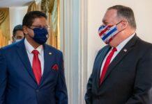 Pompeo: 'Amerikaanse bedrijven willen graag investeren in Suriname'