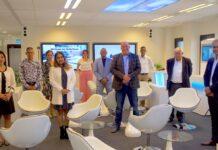 First lady in Eindhoven om project online academie uit te breiden