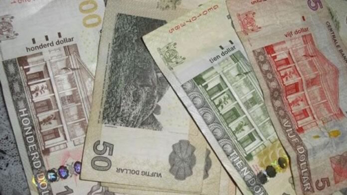 SRD geld uit Suriname