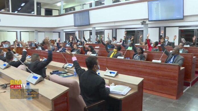 DNA stemt voor wijziging Wet op Staatsschuld en Bankwet