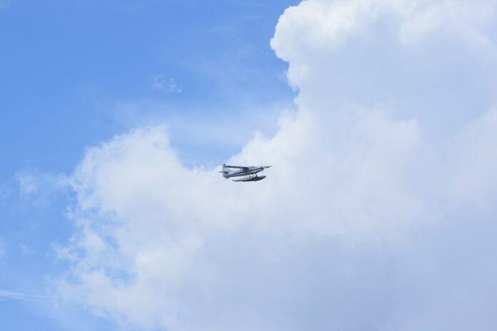 Illegaal vliegtuigje probeert landing op water te maken nabij Overbridge