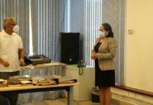 Archieven professor Coen Ooft overhandigd aan NAS