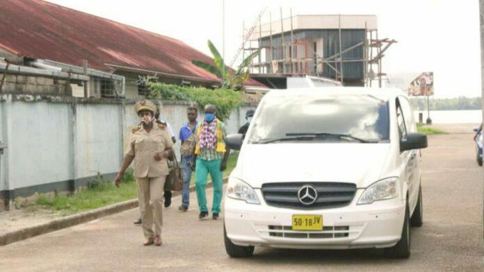 Lijk in Frans-Guyana overleden Moengonese vrouw in beslag genomen