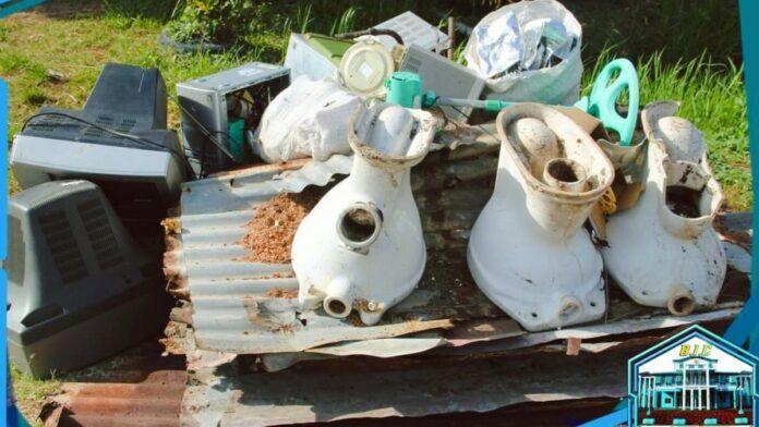Ophaal van grofvuil in Nieuw Nickerie gestart