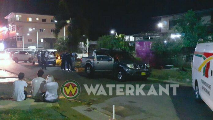 Steekpartij met dodelijke afloop in Paramaribo-Noord