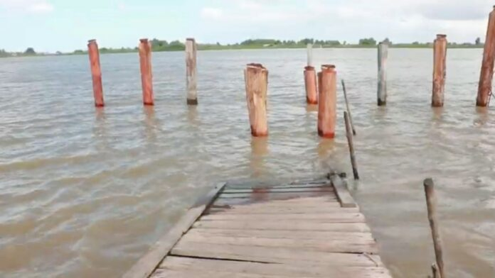 Steigers te Leonsberg, Montresor en Platte brug worden gerehabiliteerd