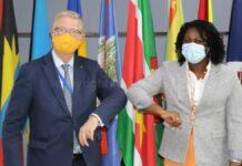 Zaakgelastigde wil nieuwe impulsen relatie Nederland-Suriname