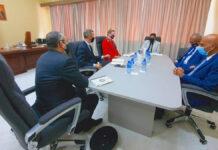 Amerika geïnteresseerd in economische betrekkingen met Suriname