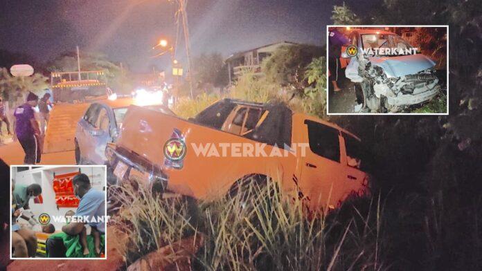 Twee kindjes gewond bij aanrijding veroorzaakt door dronken bestuurder