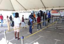CBB speelt in op klachten burgers en plaatst tenten en stoelen