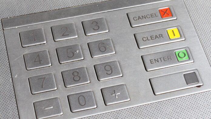 geldautomaat in Suriname