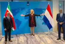 Minister Kaag: 'Goed vervolggesprek met Surinaamse ministers'
