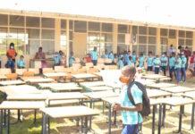 Meubilair O.S. Bambischool voor 75% vernieuwd dankzij vp Brunswijk