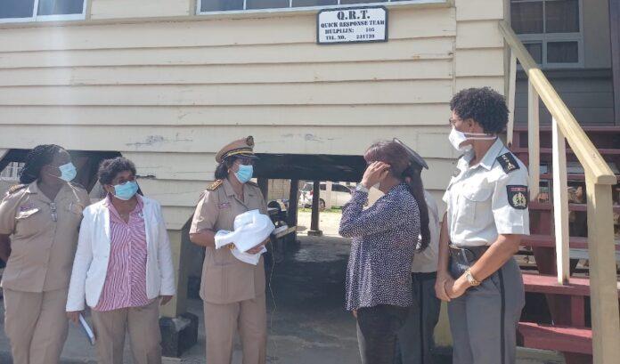 Unit Quick Response Team in Nickerie geopend