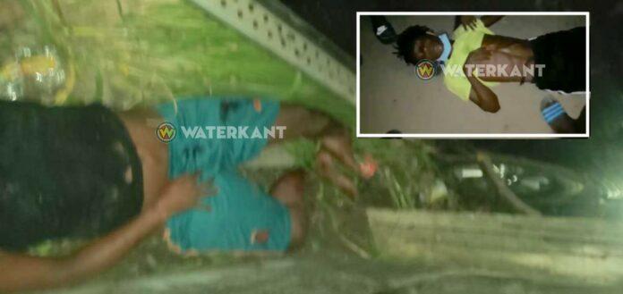 Haïtianen geschept door dienstauto bestuurd door politieman