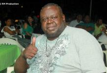 Bekende Surinaamse theaterman Jerrel Vierklau overleden
