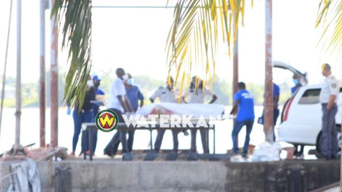 Dood gevonden Guyanese visser gestoken door landgenoot