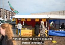 'Amsterdam Zuidoost hard getroffen door corona'