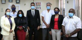Bedrijf Geneesmiddelen Voorziening Suriname heeft nieuwe rvc