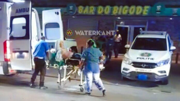 Gewonden bij schietpartij in bar Paramaribo-Noord