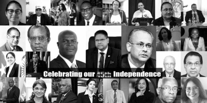 Serie van documentaires vanwege 45 jaar Onafhankelijkheid Suriname