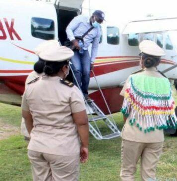Ministeriële delegatie brengt bezoek aan Kabalebo