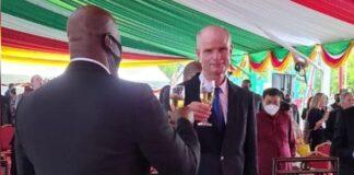 Vp Brunswijk benadrukt belang bilaterale relatie Suriname - Nederland