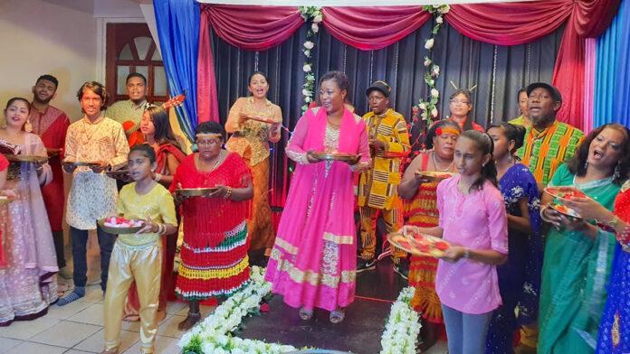 SAATHI school of Art brengt DIVALI 2020 in de sfeer van eenheid