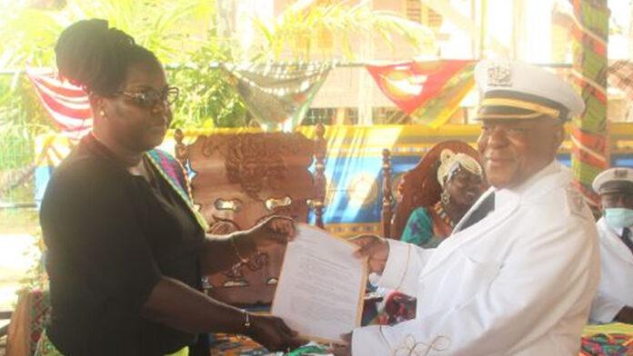 'Granmans krijgen volle ondersteuning regering van Suriname'