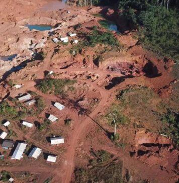 'Hard bewijs illegaal gebruik cyanide bij goudwinning Suriname'