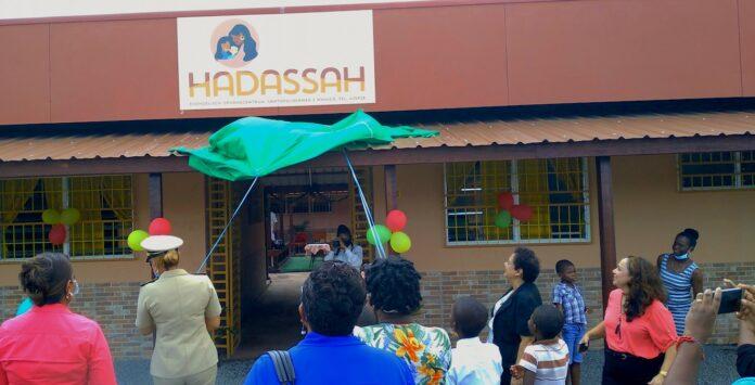 Opening van Hadassah Opvangcentrum een feit