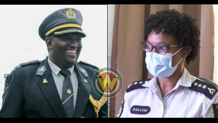 PR Korps Politie Suriname krijgt nieuwe woordvoerder